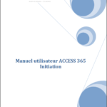 Access 365 initiation